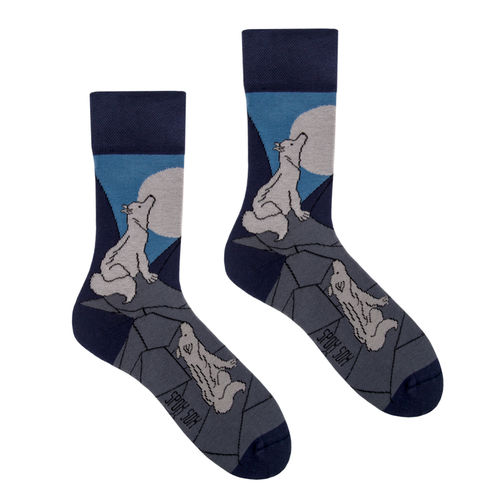 Wolves Spox Sox Casual Socks