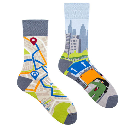 City Spox Sox Casual Socken
