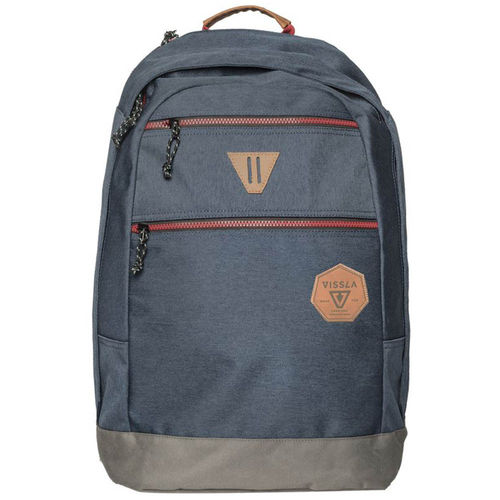 Vissla Road Tripper Naval Heather Rucksack