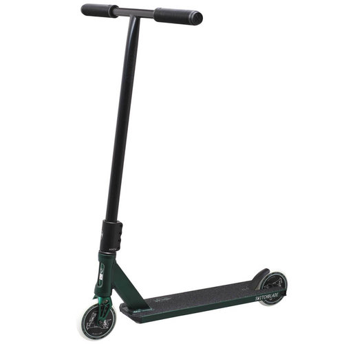 North Switchblade 2020 Stunt Scooter Black Forest