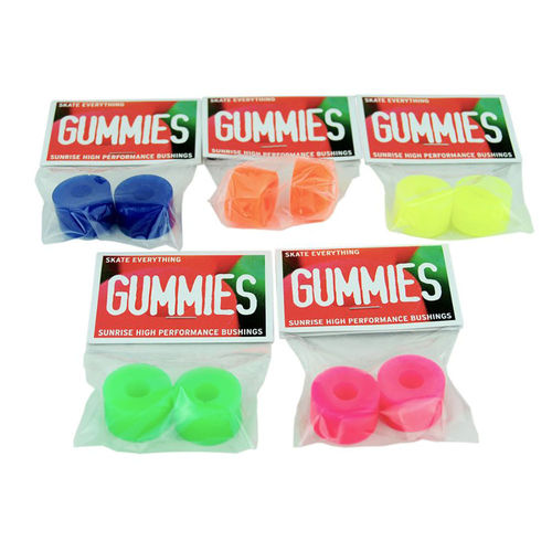Sunrise Gummies Bushings DOUBLE BARREL