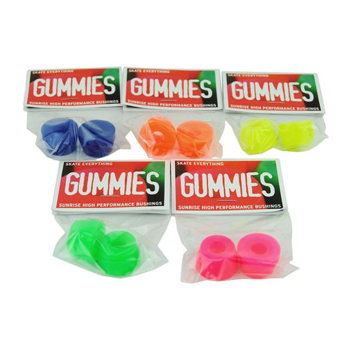 Sunrise Gummies Bushings DOUBLE CONE